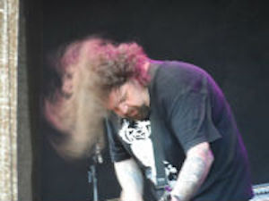 Napalm Death at Metaltown in GBG